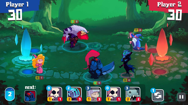 CrystaLords: Обзор персонажей, ч. 1 - Изображение 8