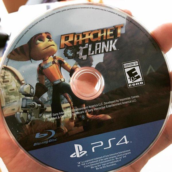 Ratchet & Clank на золоте! - Изображение 1