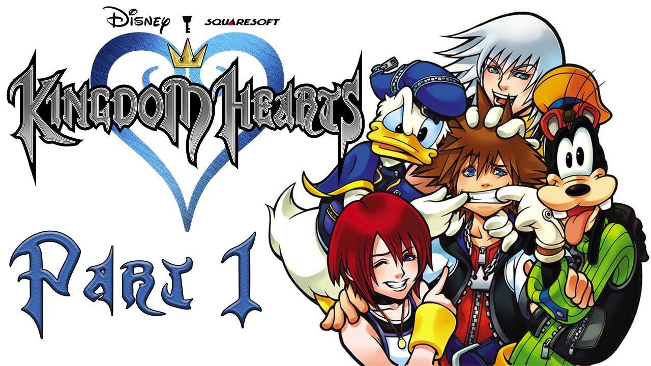 Ретроспектива серии Kingdom Hearts, часть 1-ая - Изображение 1