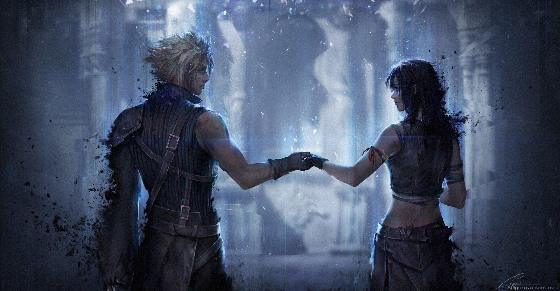 Карты игральные обыкновенные (Final fantasy 7) - Изображение 1