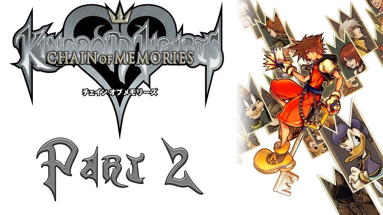 Ретроспектива серии Kingdom Hearts, часть 2-ая - Изображение 1