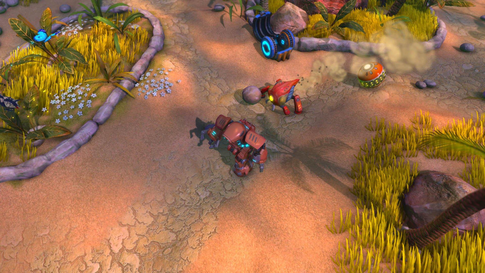 3d аркада Terrarium Land выходит в Steam ! - Изображение 4