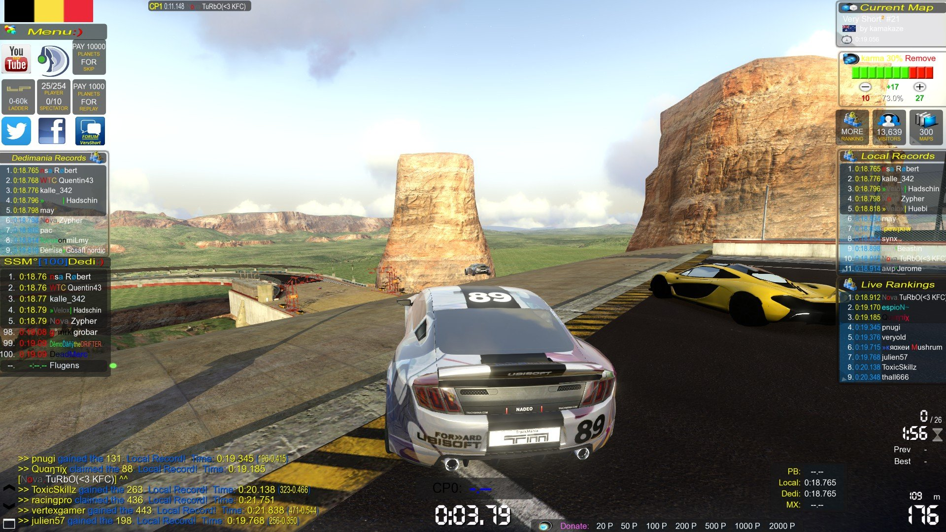 Обзор TrackMania Turbo. - Изображение 5