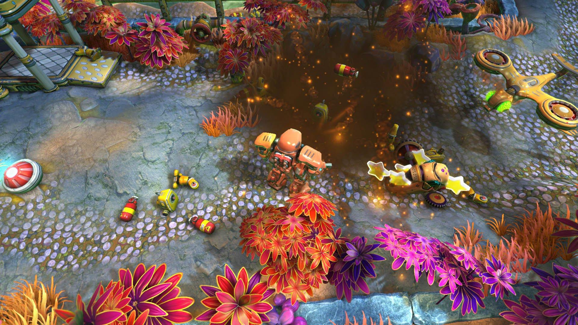 3d аркада Terrarium Land выходит в Steam ! - Изображение 3