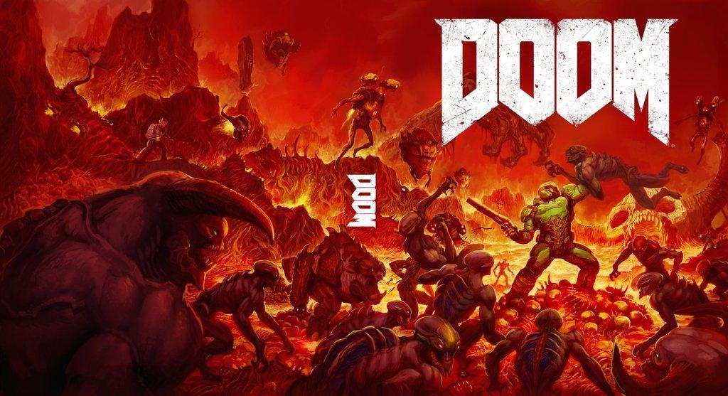 Помогите выбрать бокс арт новой части DooM - Изображение 2