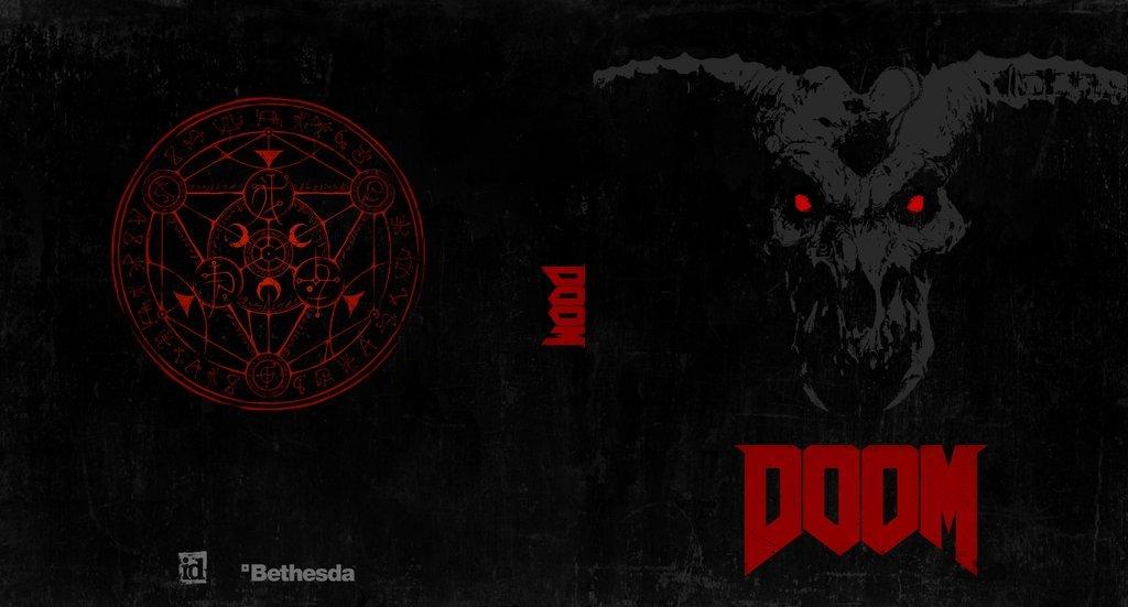 Помогите выбрать бокс арт новой части DooM - Изображение 1