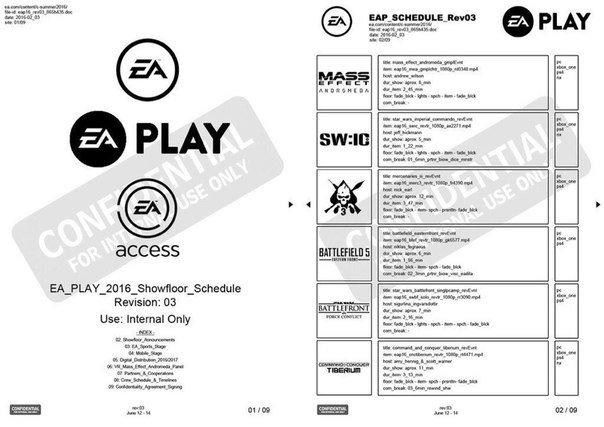 EA Inside Leakage  - Изображение 1