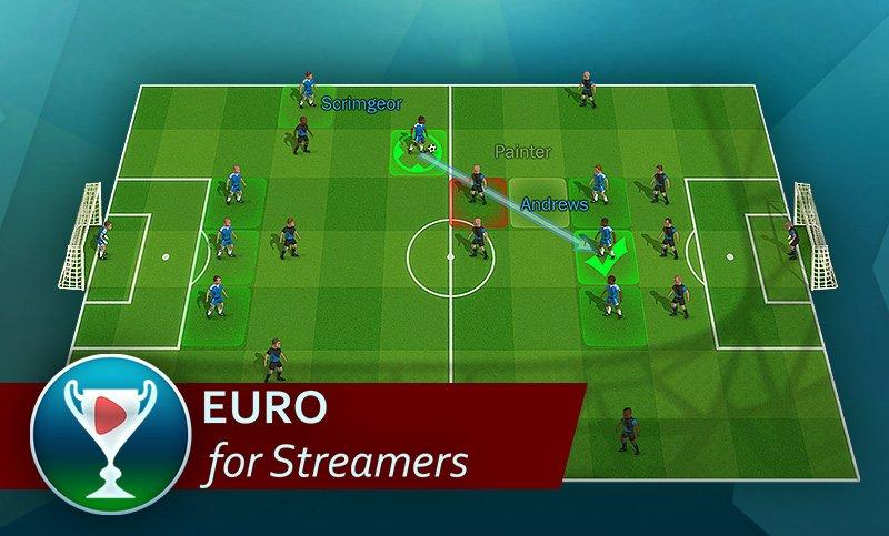 Чемпионат Европы среди стримеров (нужна помощь игроков) - Изображение 1