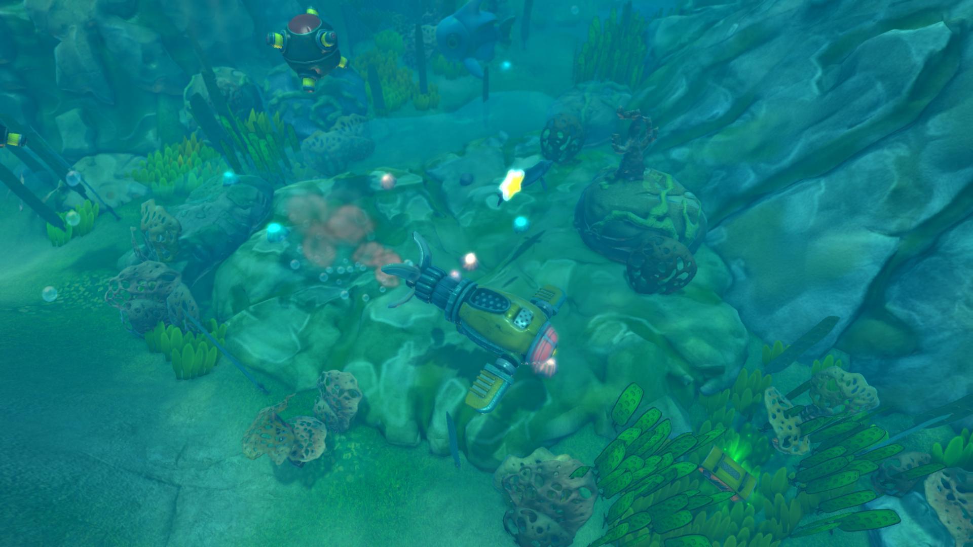 "3d аркада""Terrarium Land"". Демо-версия доступна в Steam. - Изображение 3"