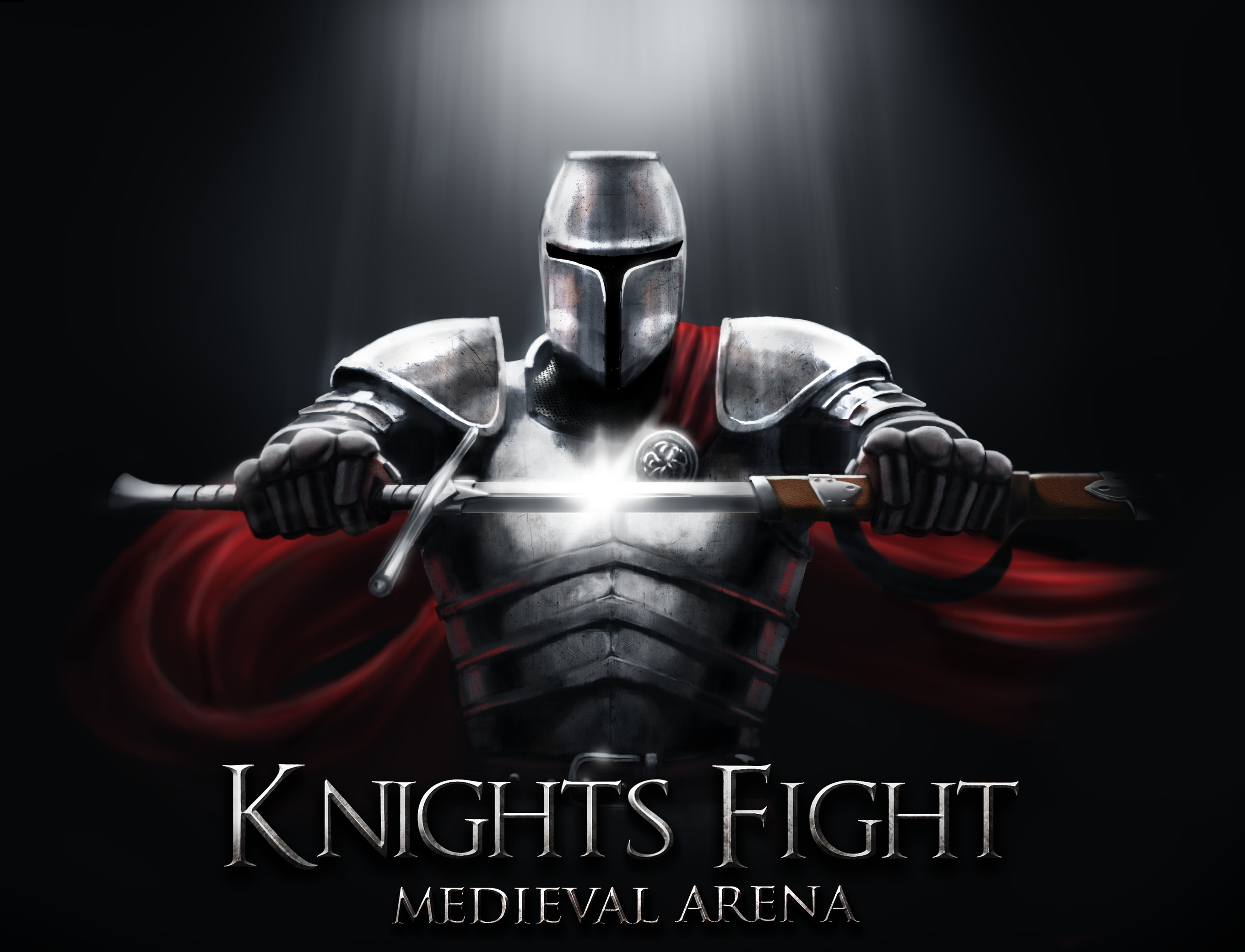 Игра Knights Fight: Medieval Arena вышла в App Store - Изображение 1