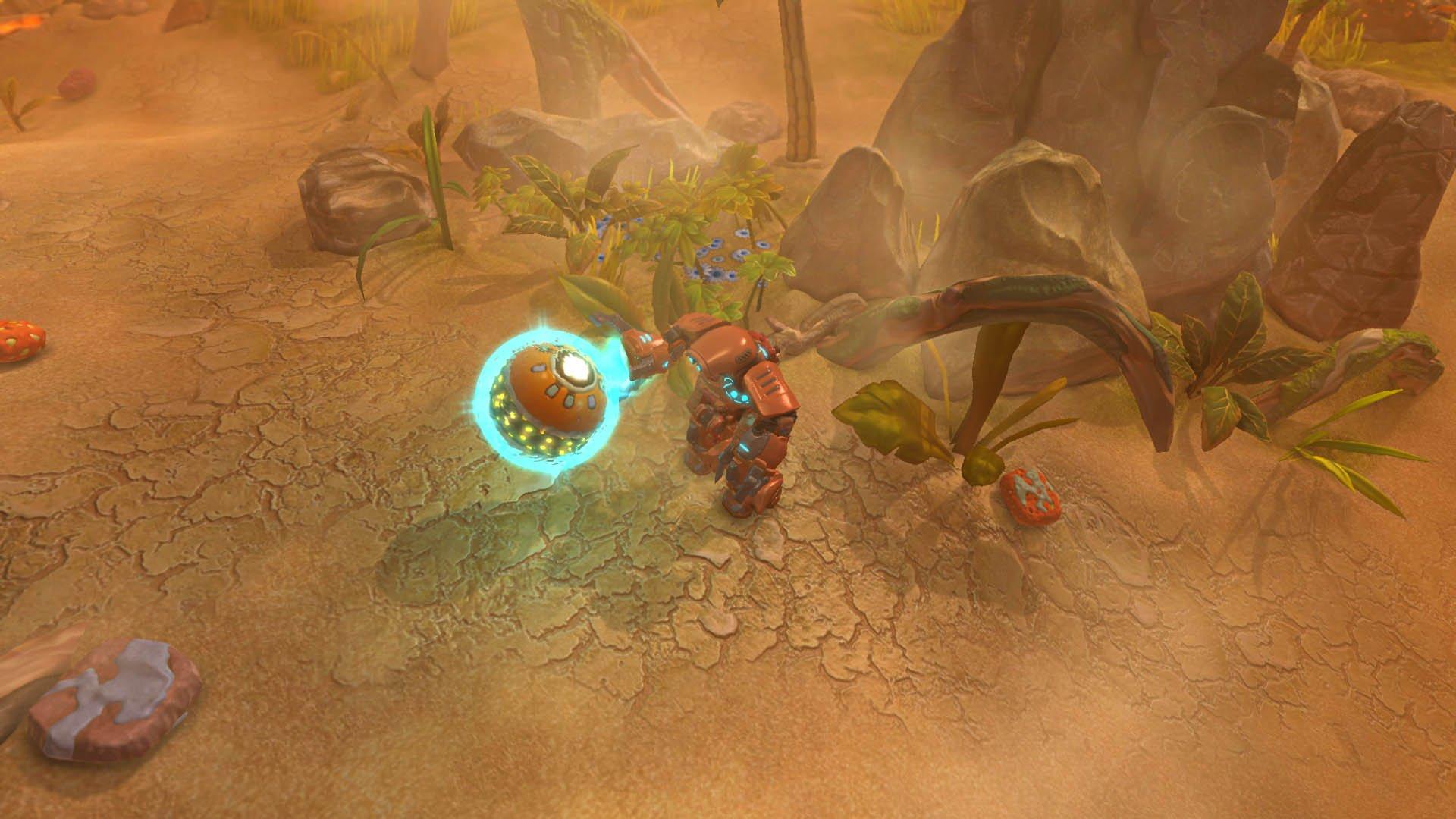 "3d аркада""Terrarium Land"". Демо-версия доступна в Steam. - Изображение 4"