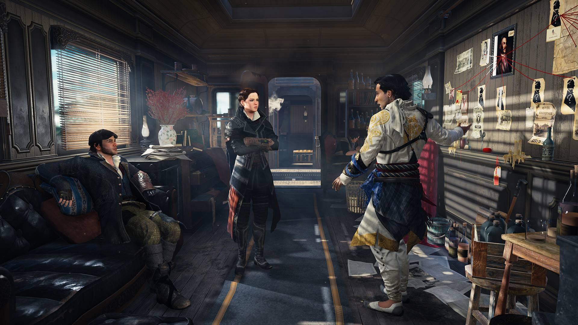 Вкратце об Assassin's Creed: Syndicate, железе и фреймрейте - Изображение 3