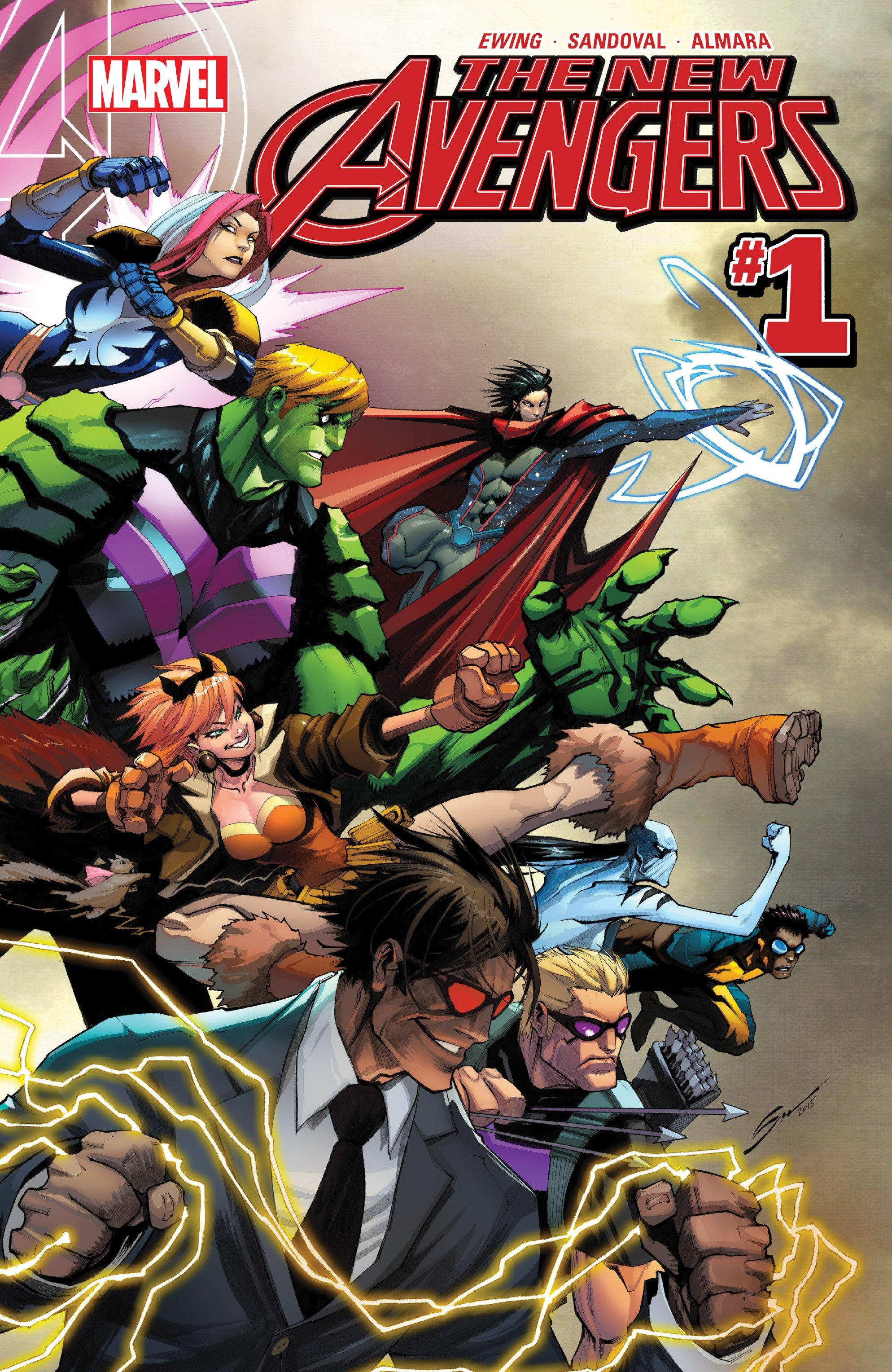 Обзор-мнение комиксов All-New All-Different Marvel, часть 4. - Изображение 2