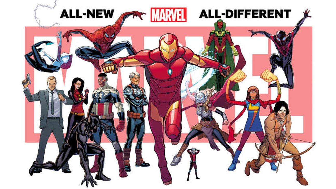 Обзор-мнение комиксов All-New All-Different Marvel, часть 4. - Изображение 1