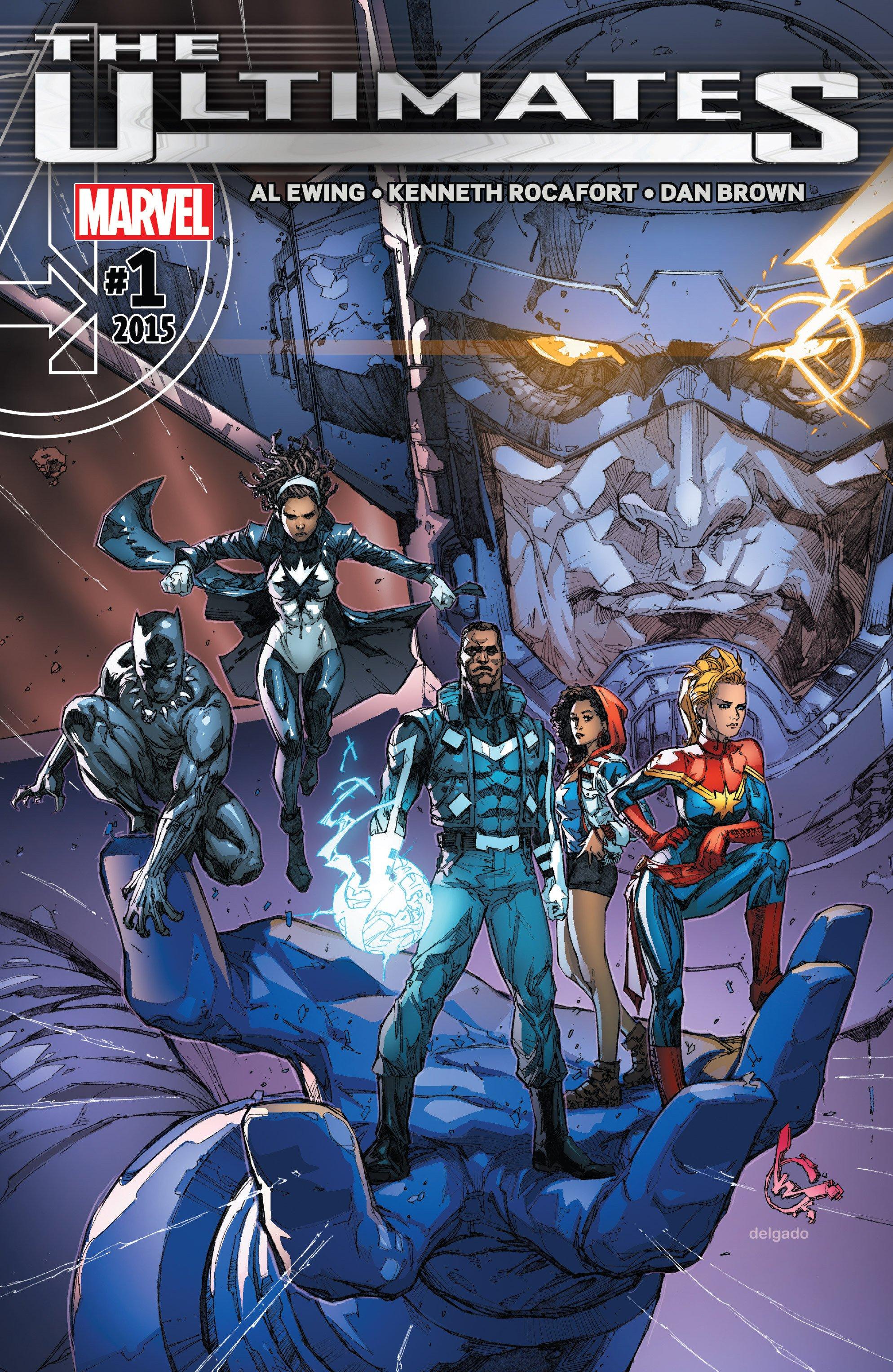 Обзор-мнение комиксов All-New All-Different Marvel, часть 4. - Изображение 8
