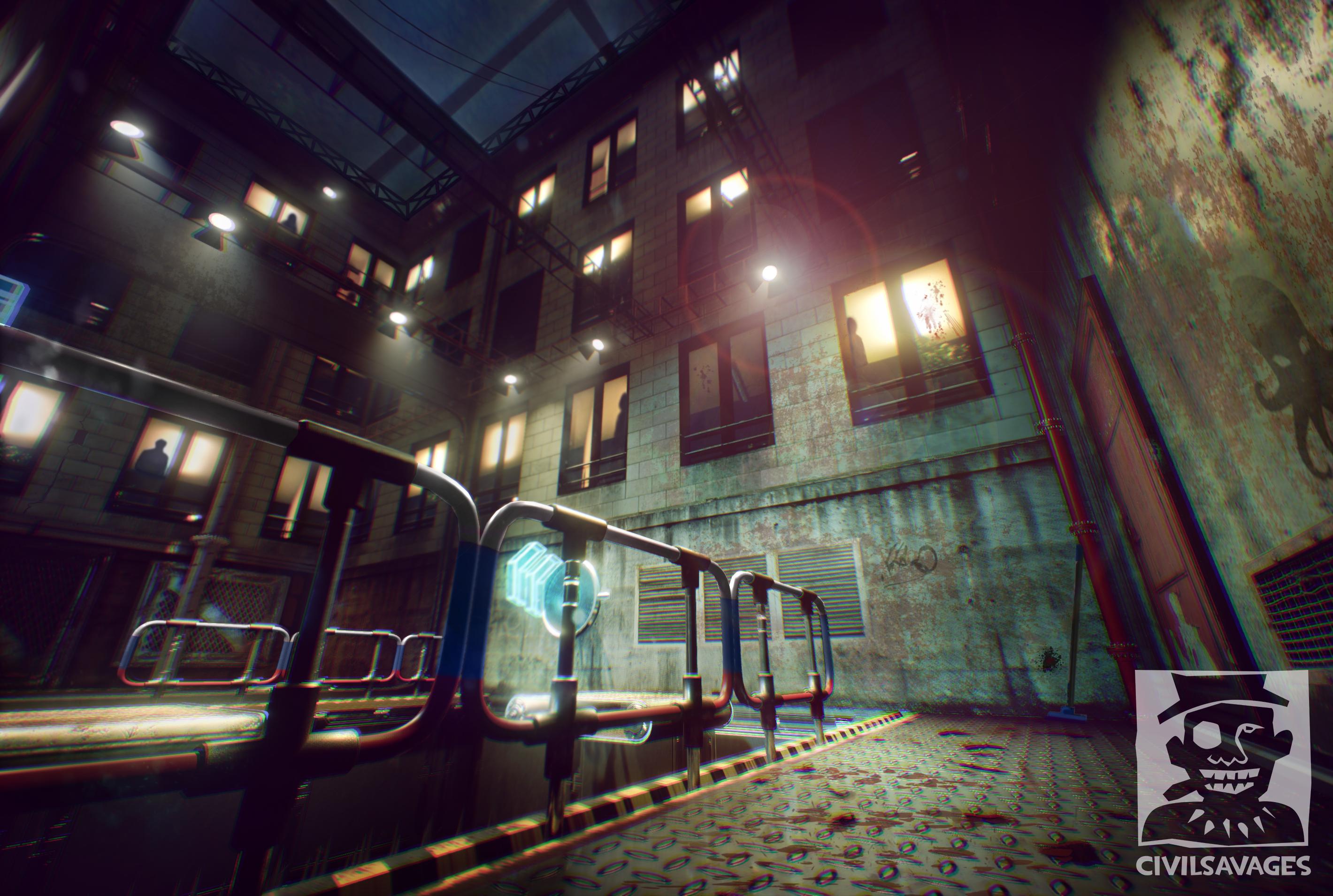 Проект в формате темы GamesJam - Изображение 1