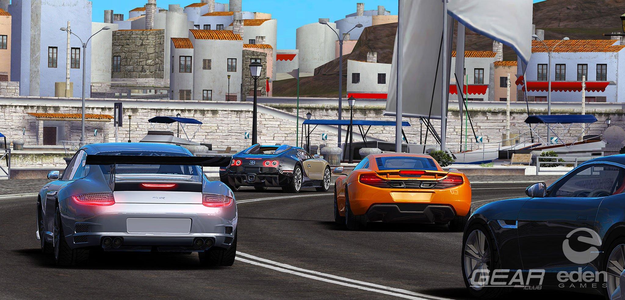 Сможет ли Gear.Club обойти Real Racing 3? - Изображение 1
