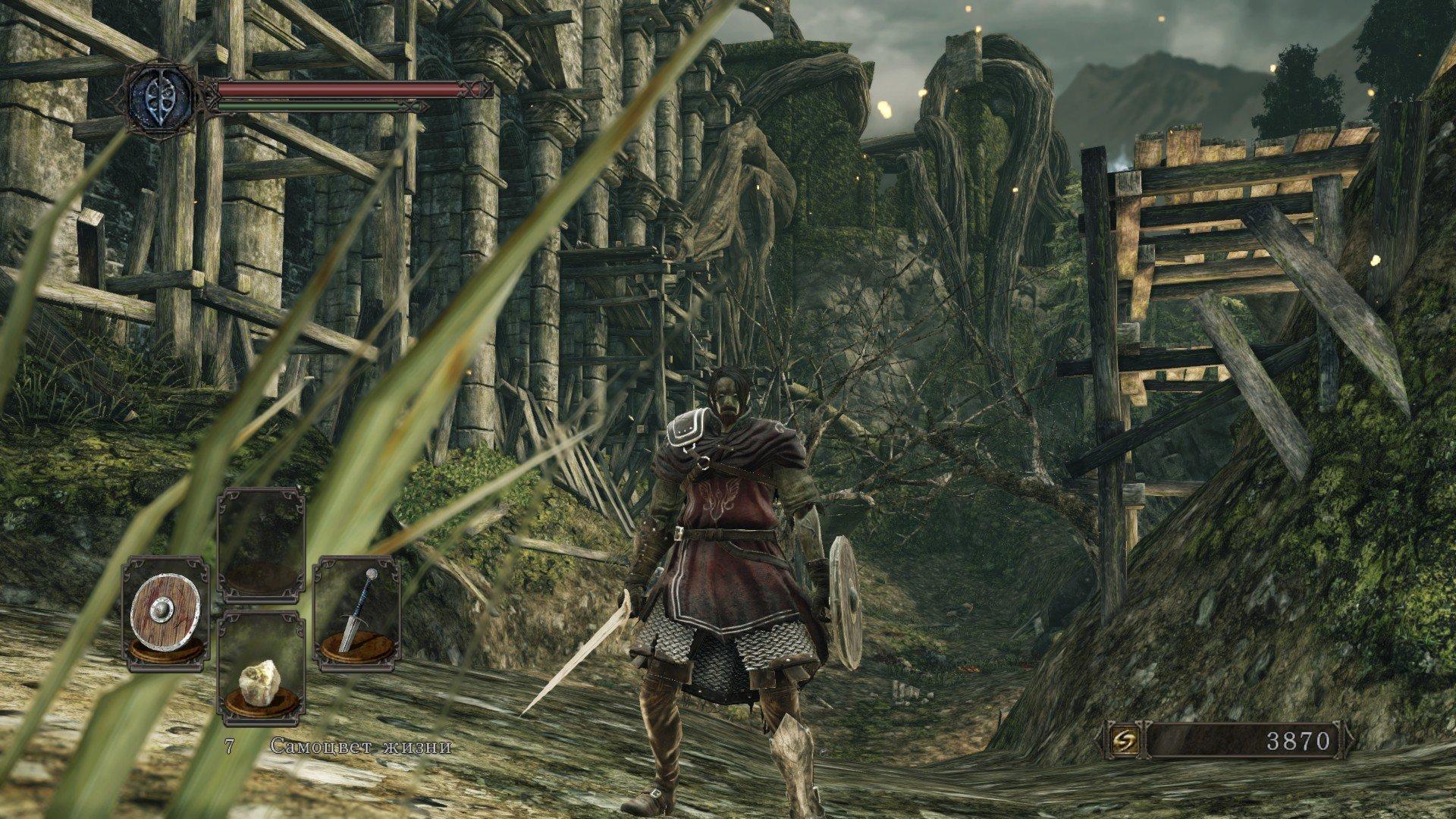 Вопль-прохождение Dark Souls 2 ... часть ??? - Изображение 1