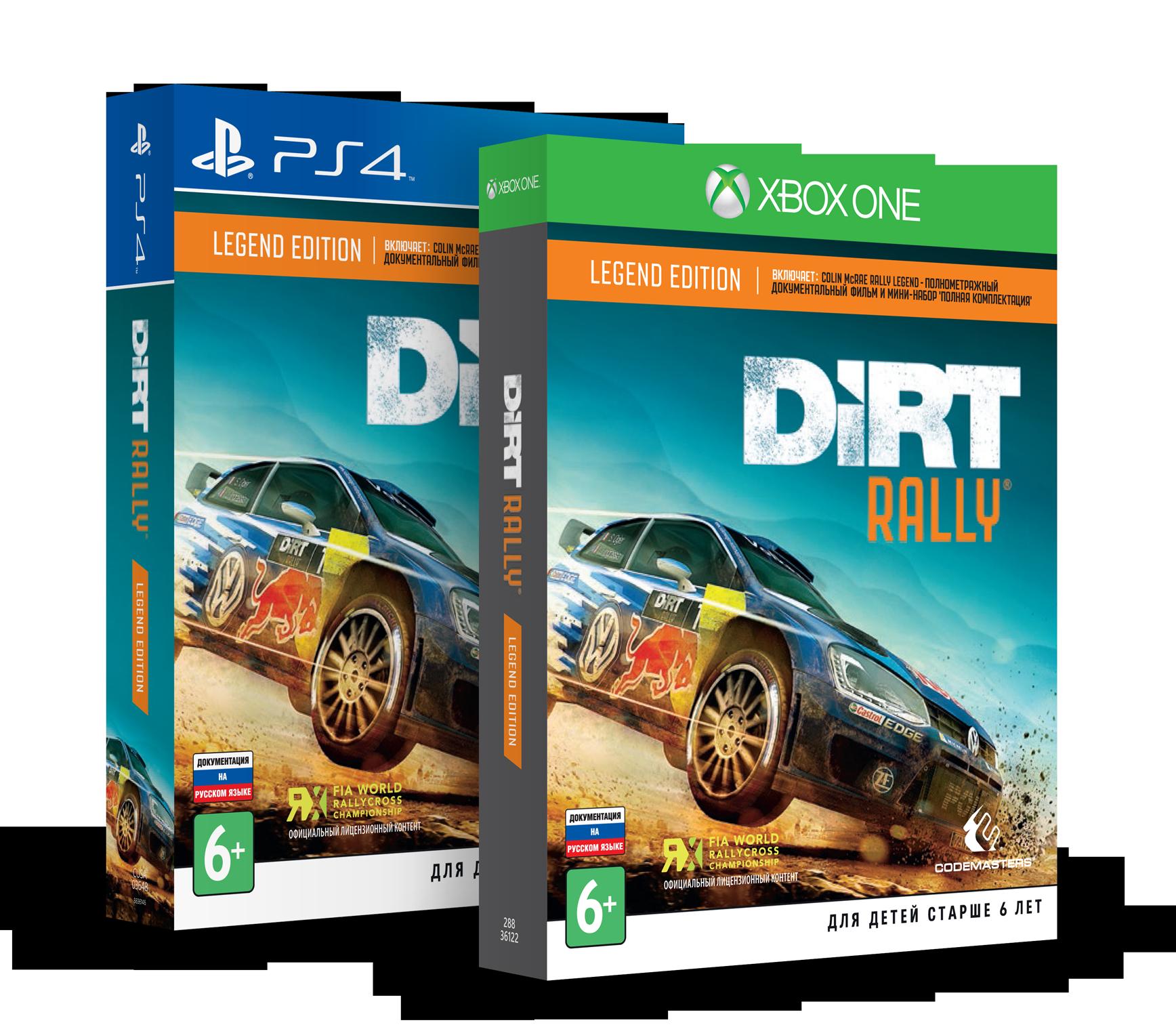Компания Бука выступит дистрибьютором DiRT Rally Legend Edition в России! - Изображение 1