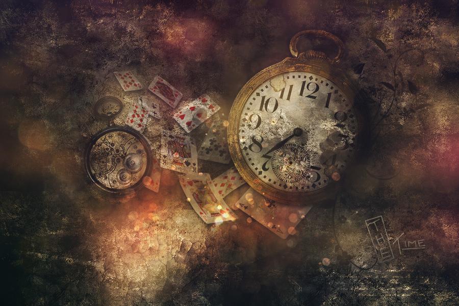 [СЕЗОН ОКОНЧЕН] или история о том, как я управлял временем - Изображение 1