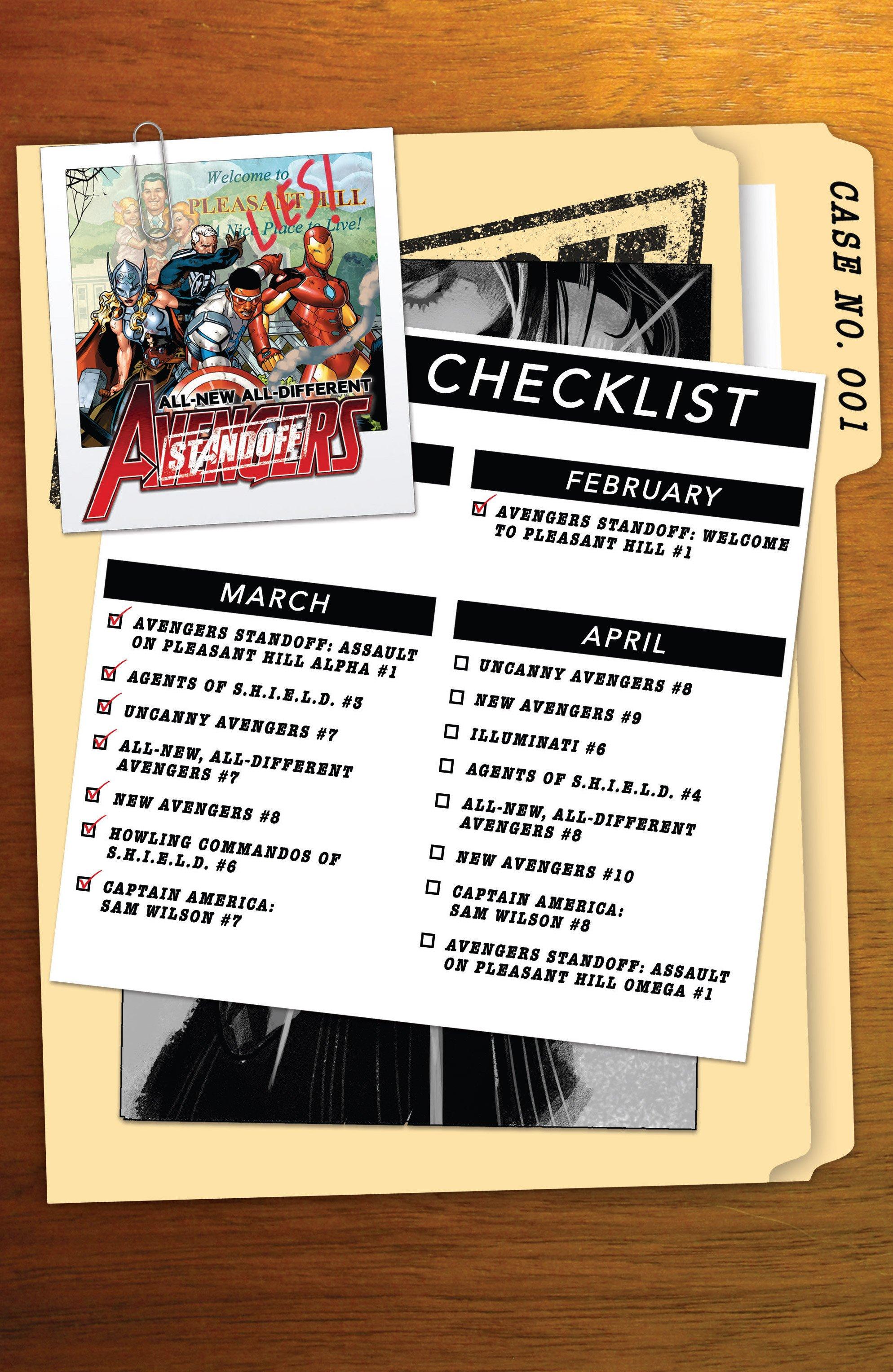 Новости комикс-индустрии от Marvel. - Изображение 28