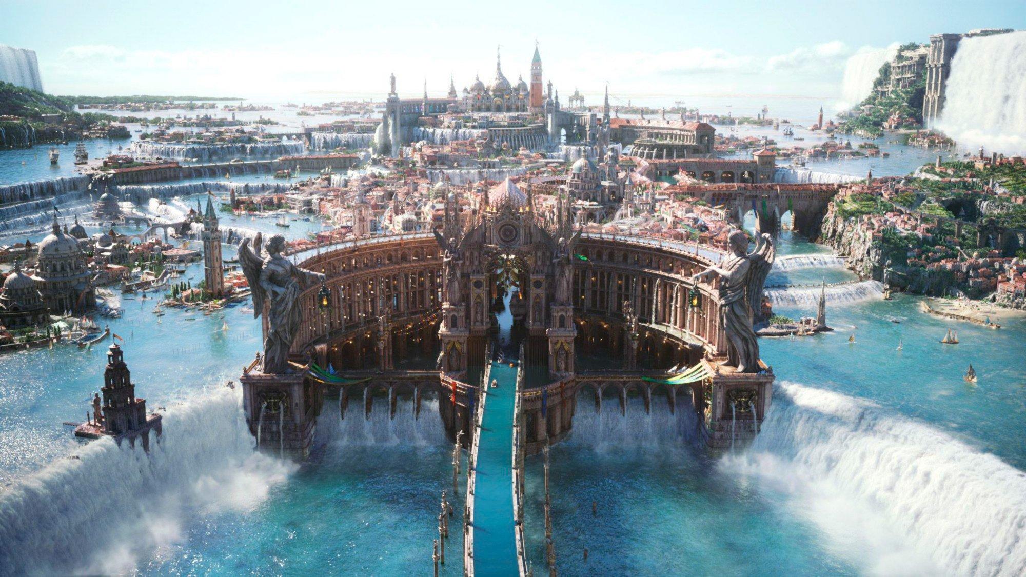 Final Fantasy Versus XIII или же FInal Fantasy XV? - Изображение 6