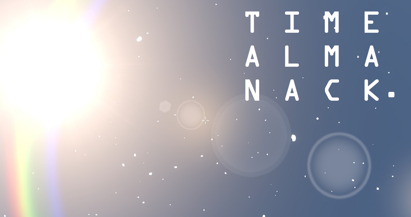 Time Almanack. - Изображение 1