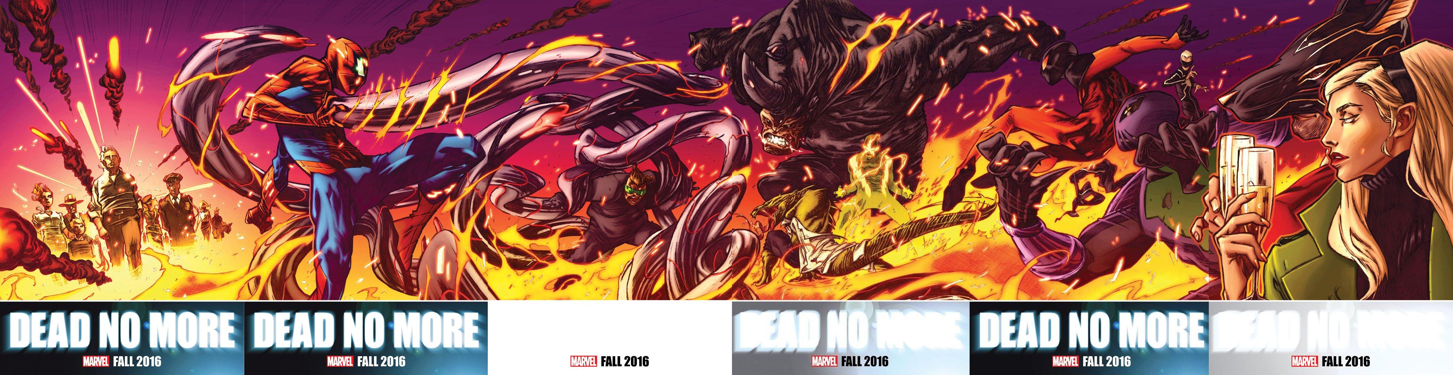 Новости комикс-индустрии от Marvel. - Изображение 2