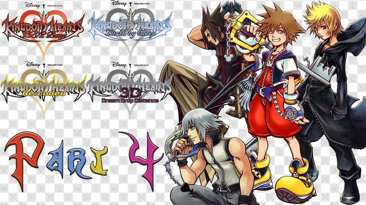Ретроспектива серии Kingdom Hearts, часть 4-ая (финал) - Изображение 1