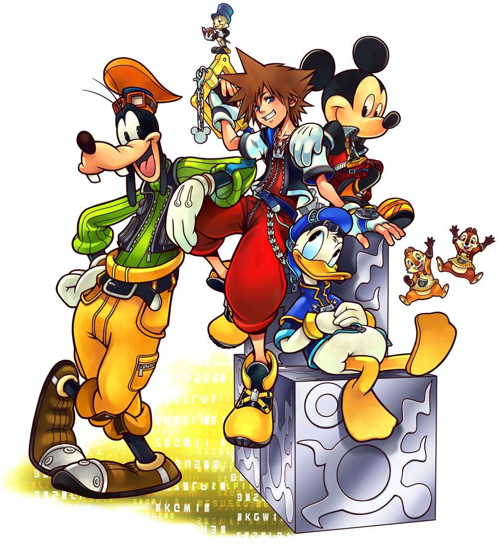 Ретроспектива серии Kingdom Hearts, часть 4-ая (финал) - Изображение 17