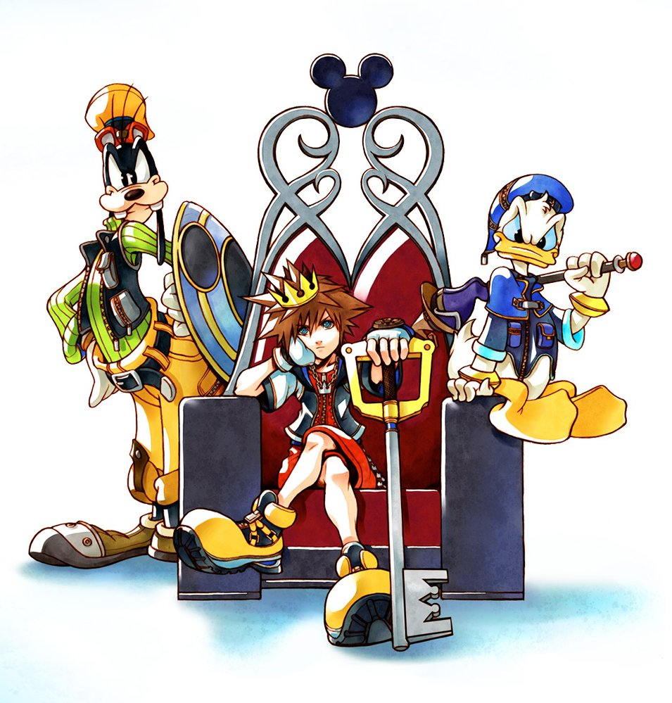 Ретроспектива серии Kingdom Hearts, часть 4-ая (финал) - Изображение 27