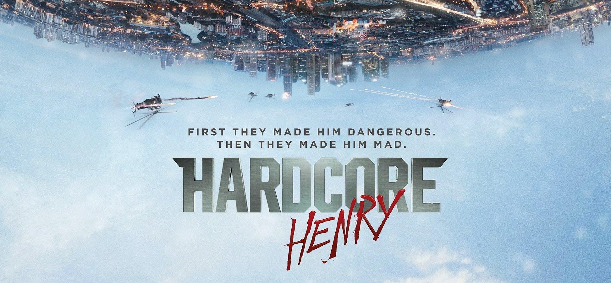 Мнение: Hardcore Henry - Изображение 1