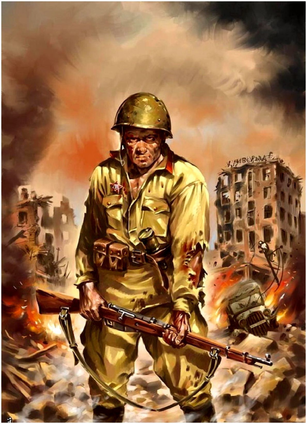 10 мифов о II мировой войне. Опасных и не очень - Изображение 12