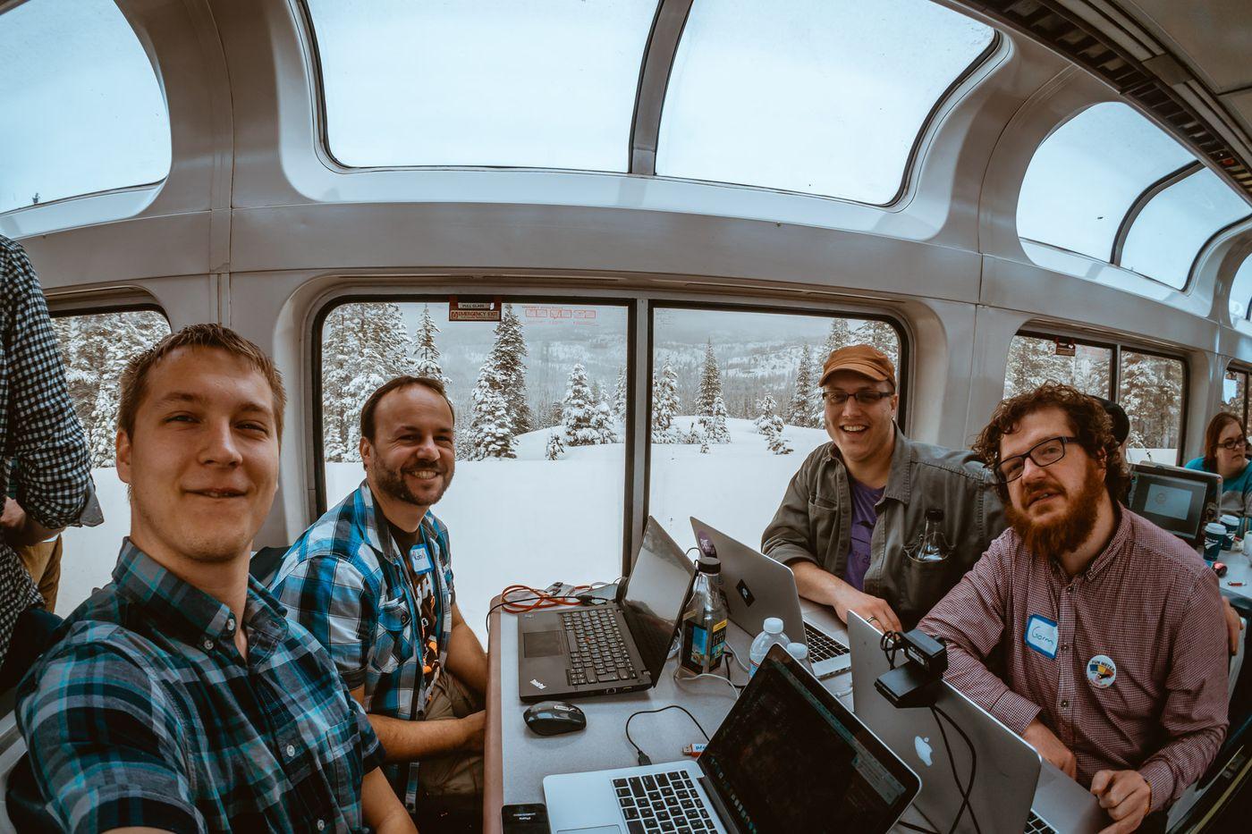 Train Jam: через всю страну с Games Jam - Изображение 7