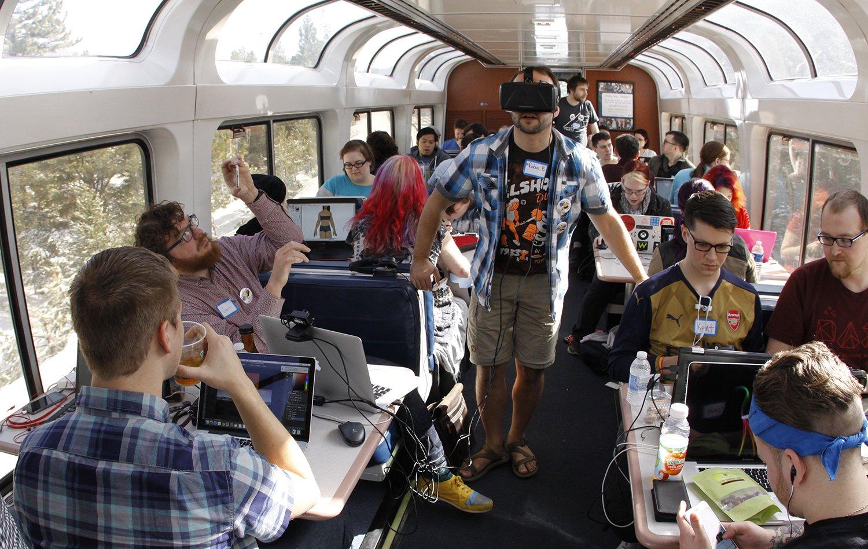 Train Jam: через всю страну с Games Jam - Изображение 4