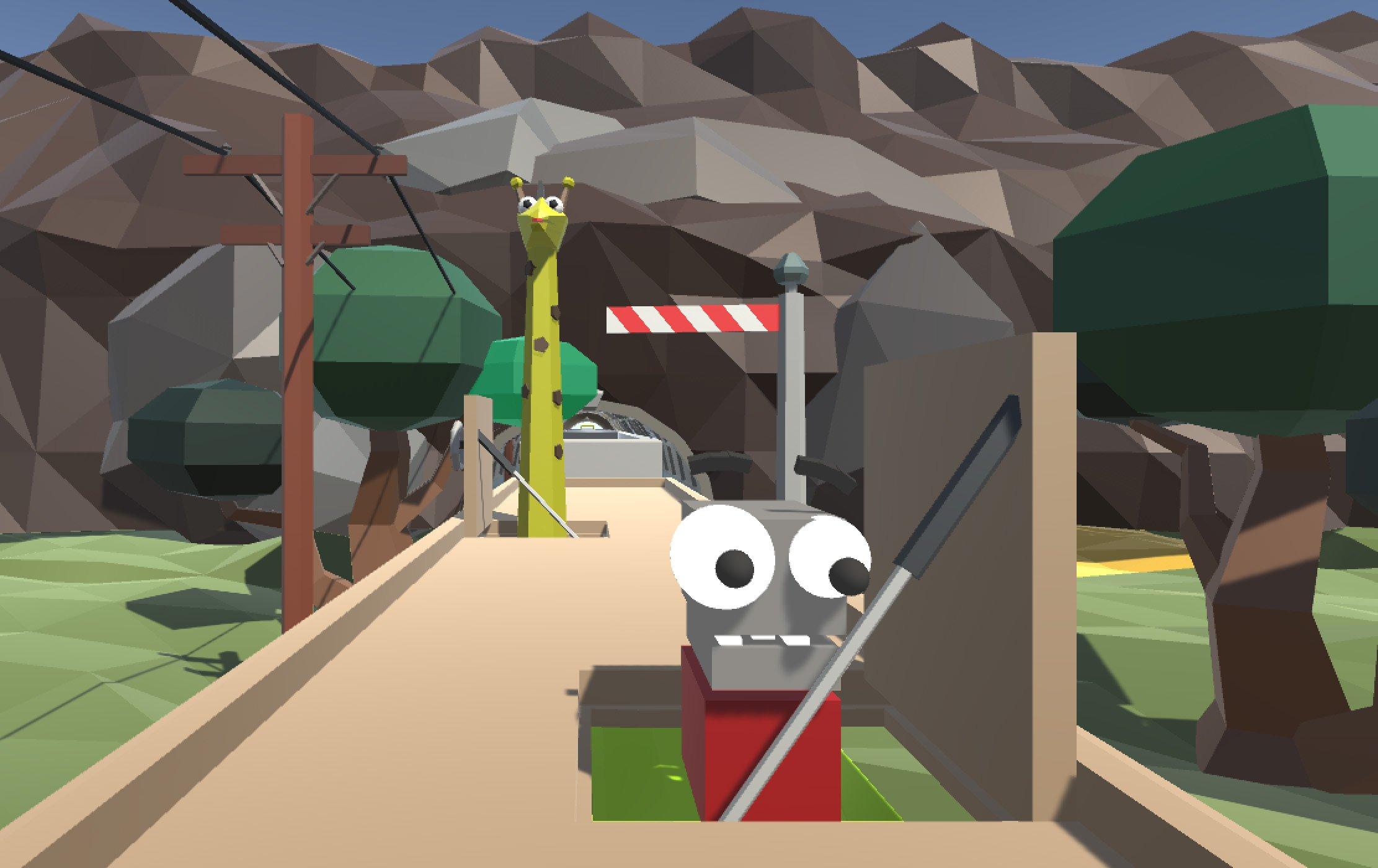 Train Jam: через всю страну с Games Jam - Изображение 6