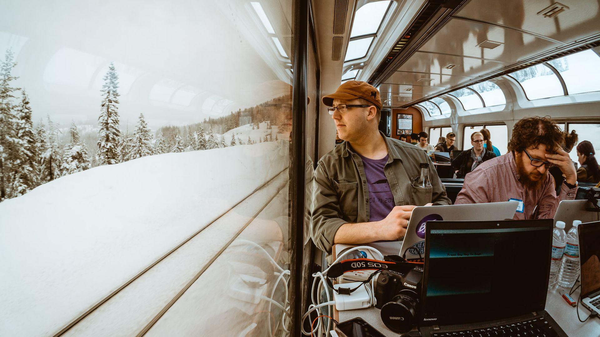 Train Jam: через всю страну с Games Jam - Изображение 1