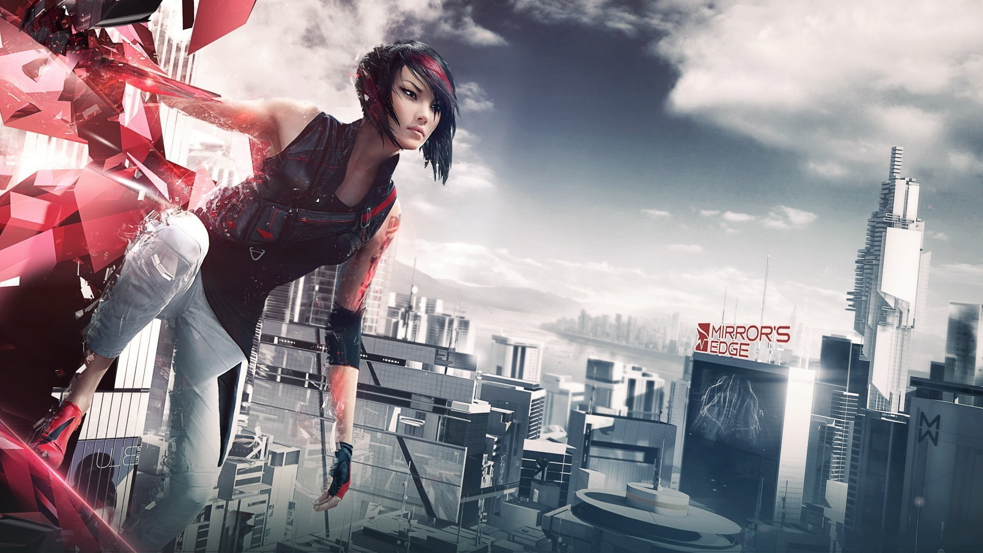Mirror's Edge Catalyst [gif] - Изображение 1