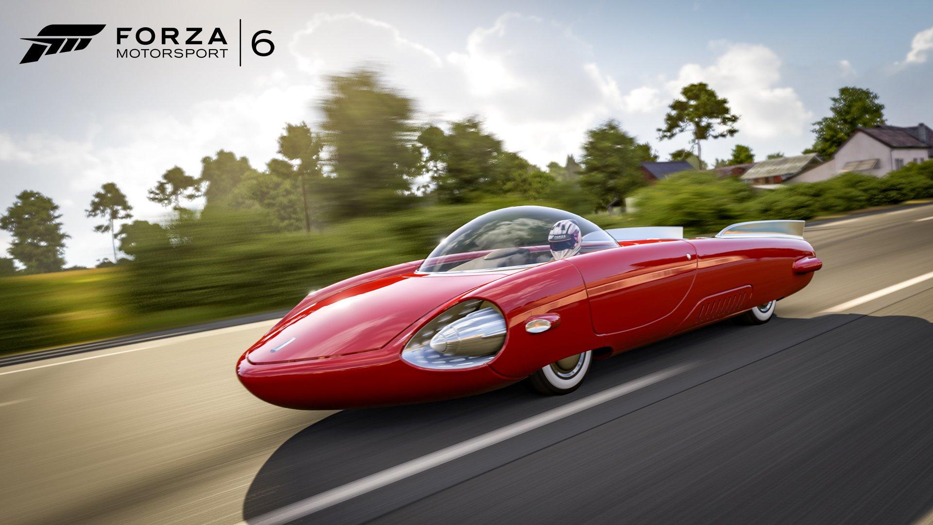 Пост-апокалиптическая тачка в Forza Motorsport 6 - Изображение 1