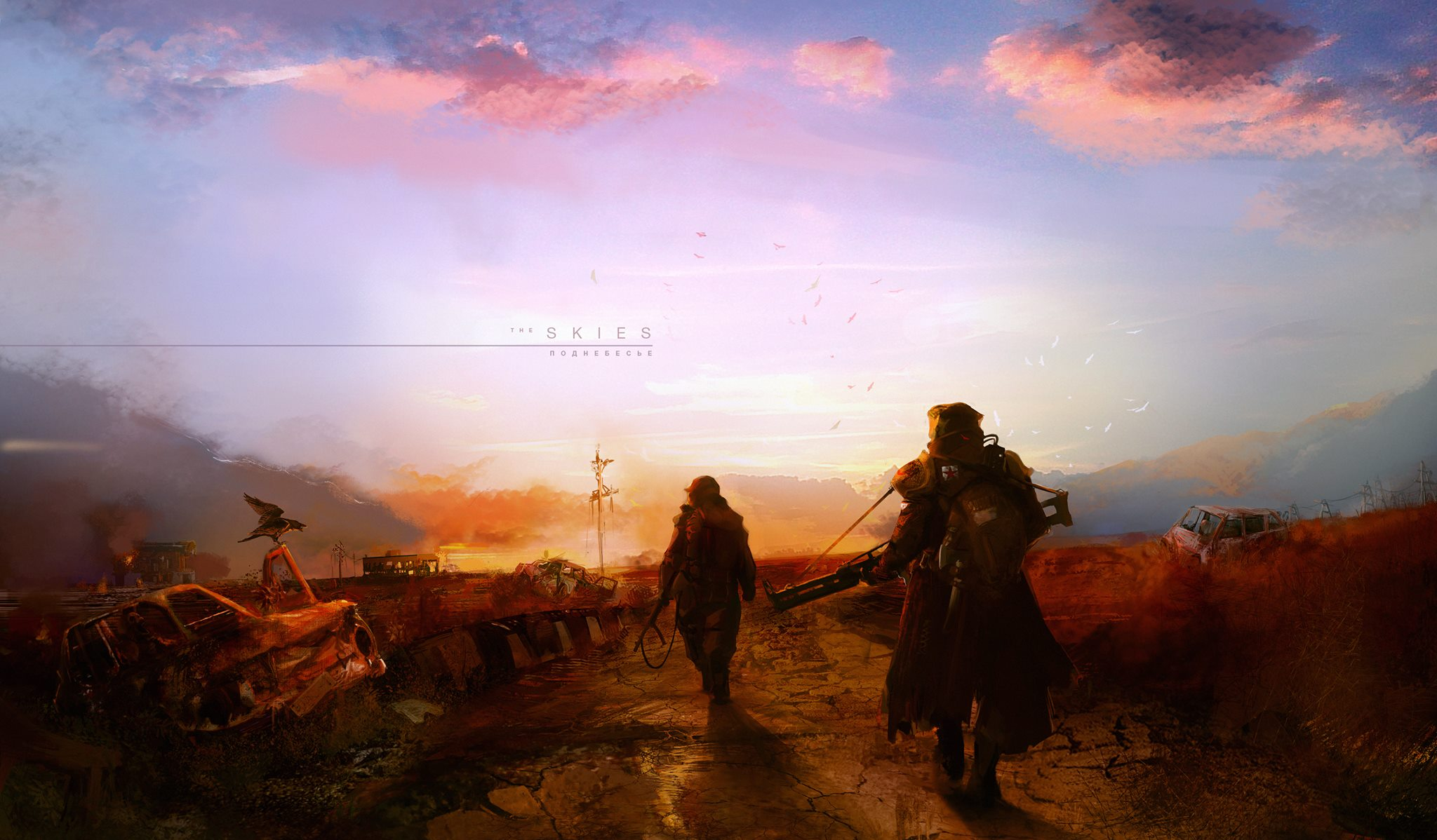 The Skies запущена в ранний доступ в Steam - Изображение 1