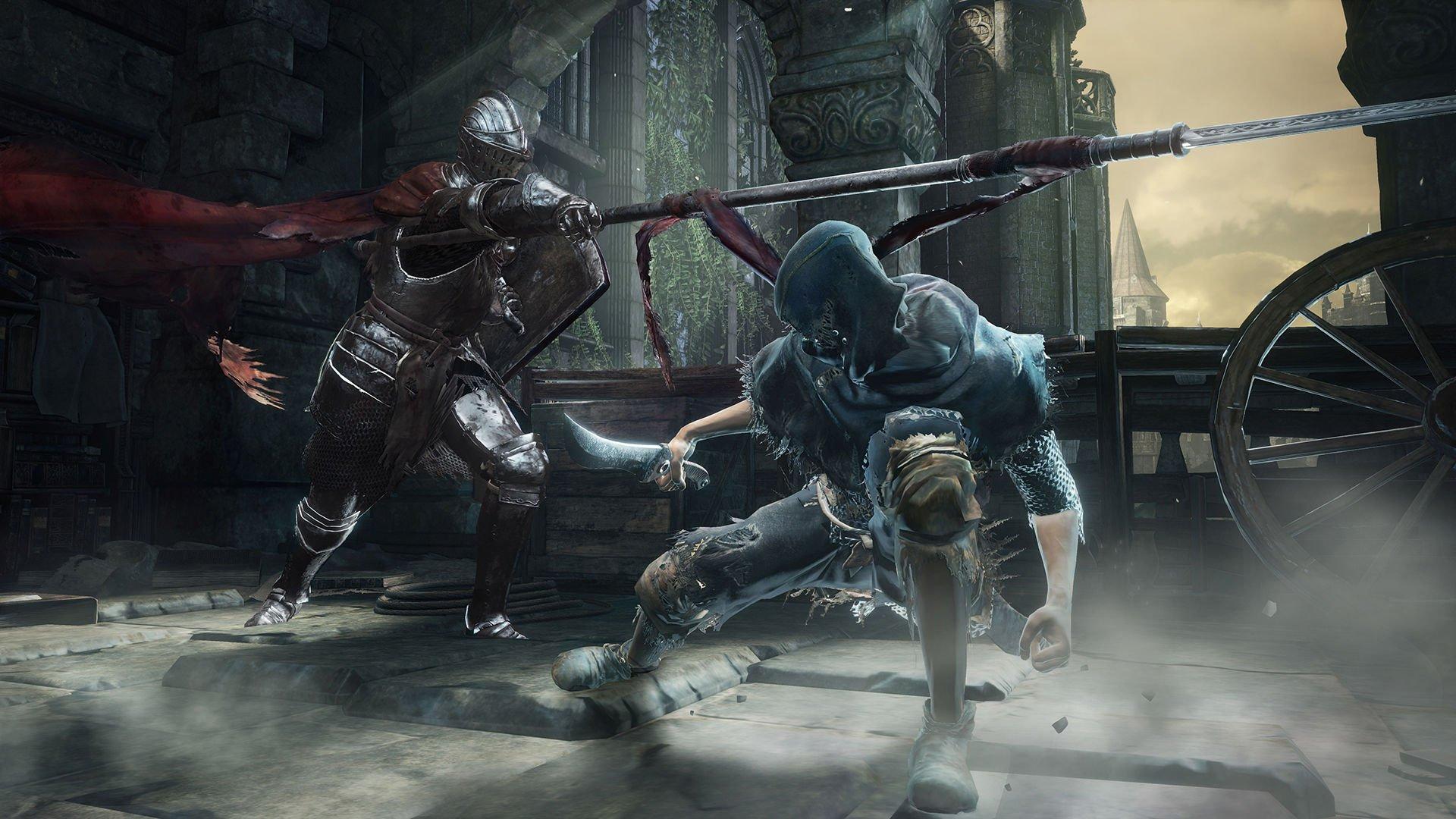 Пепел во тьме - Обзор Dark Souls 3 - Изображение 4