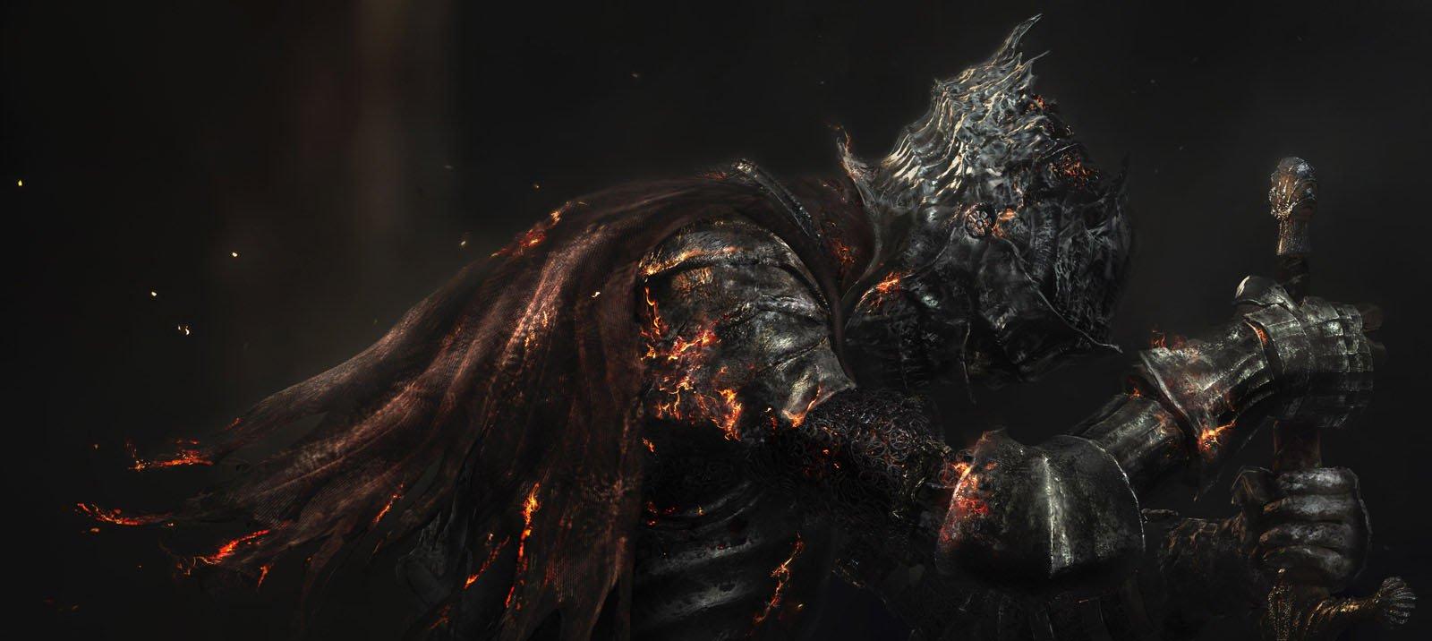 Пепел во тьме - Обзор Dark Souls 3 - Изображение 1