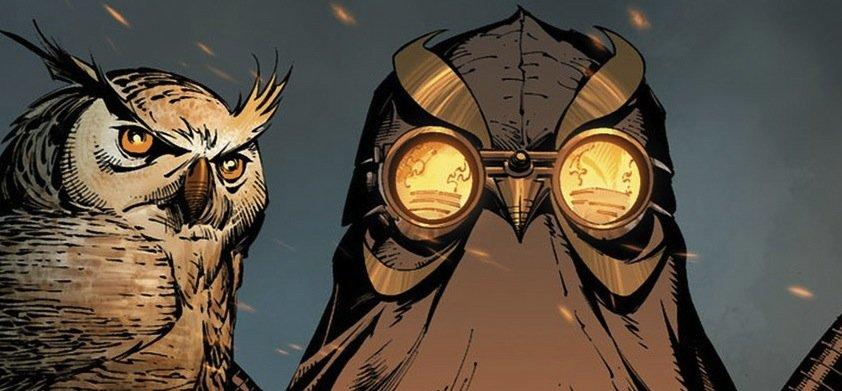 """""""Бэтман: Суд Сов"""". Возвращение детектива - Изображение 29"""