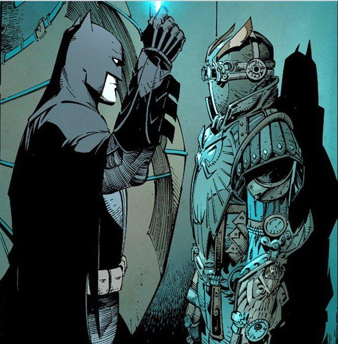 """""""Бэтман: Суд Сов"""". Возвращение детектива - Изображение 18"""