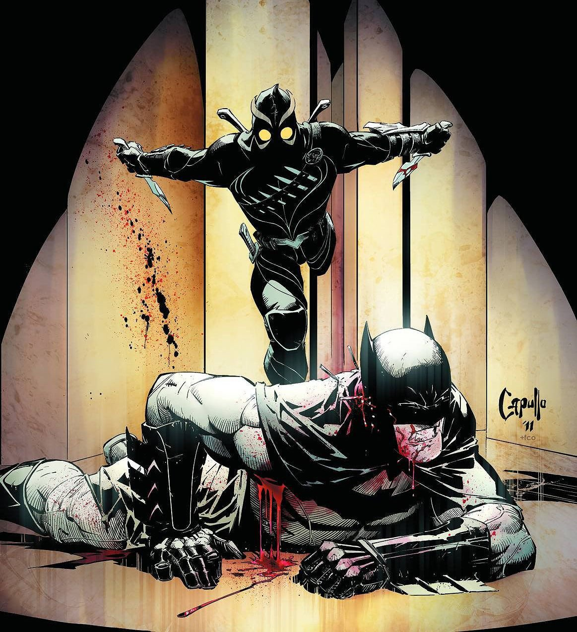 """""""Бэтман: Суд Сов"""". Возвращение детектива - Изображение 19"""