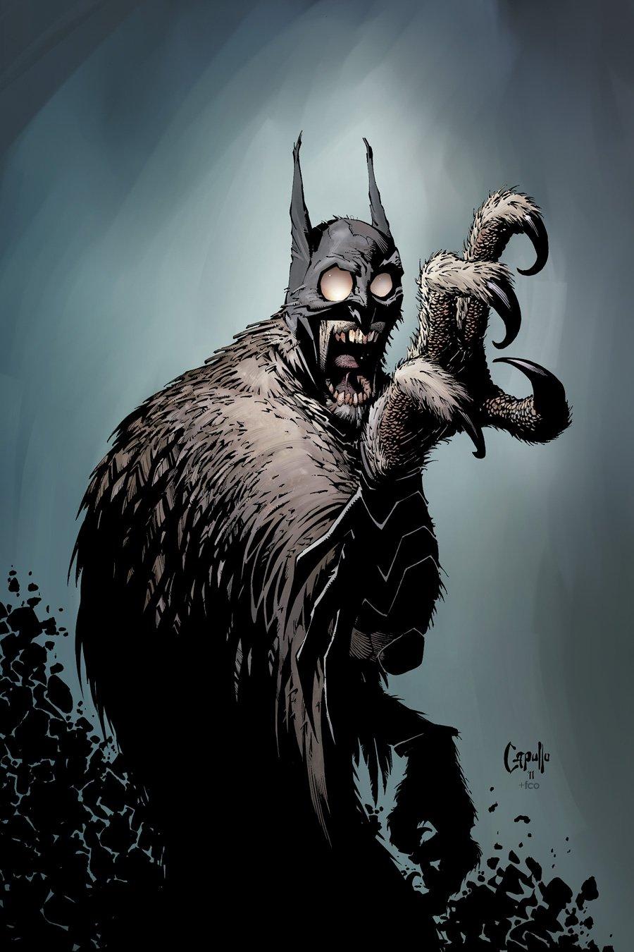 """""""Бэтман: Суд Сов"""". Возвращение детектива - Изображение 22"""