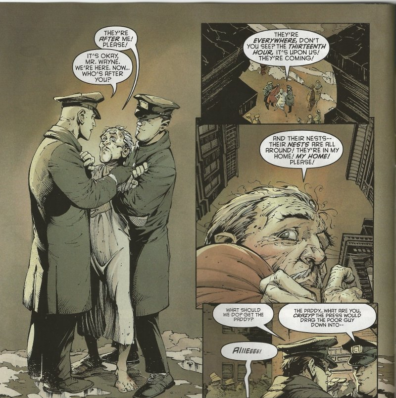 """""""Бэтман: Суд Сов"""". Возвращение детектива - Изображение 21"""