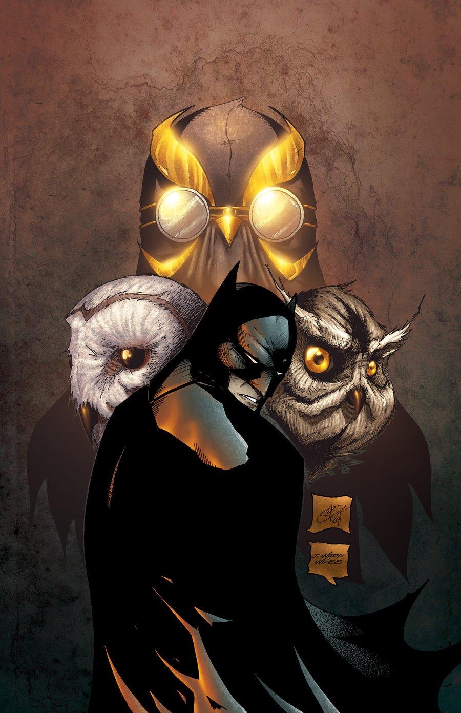 """""""Бэтман: Суд Сов"""". Возвращение детектива - Изображение 15"""
