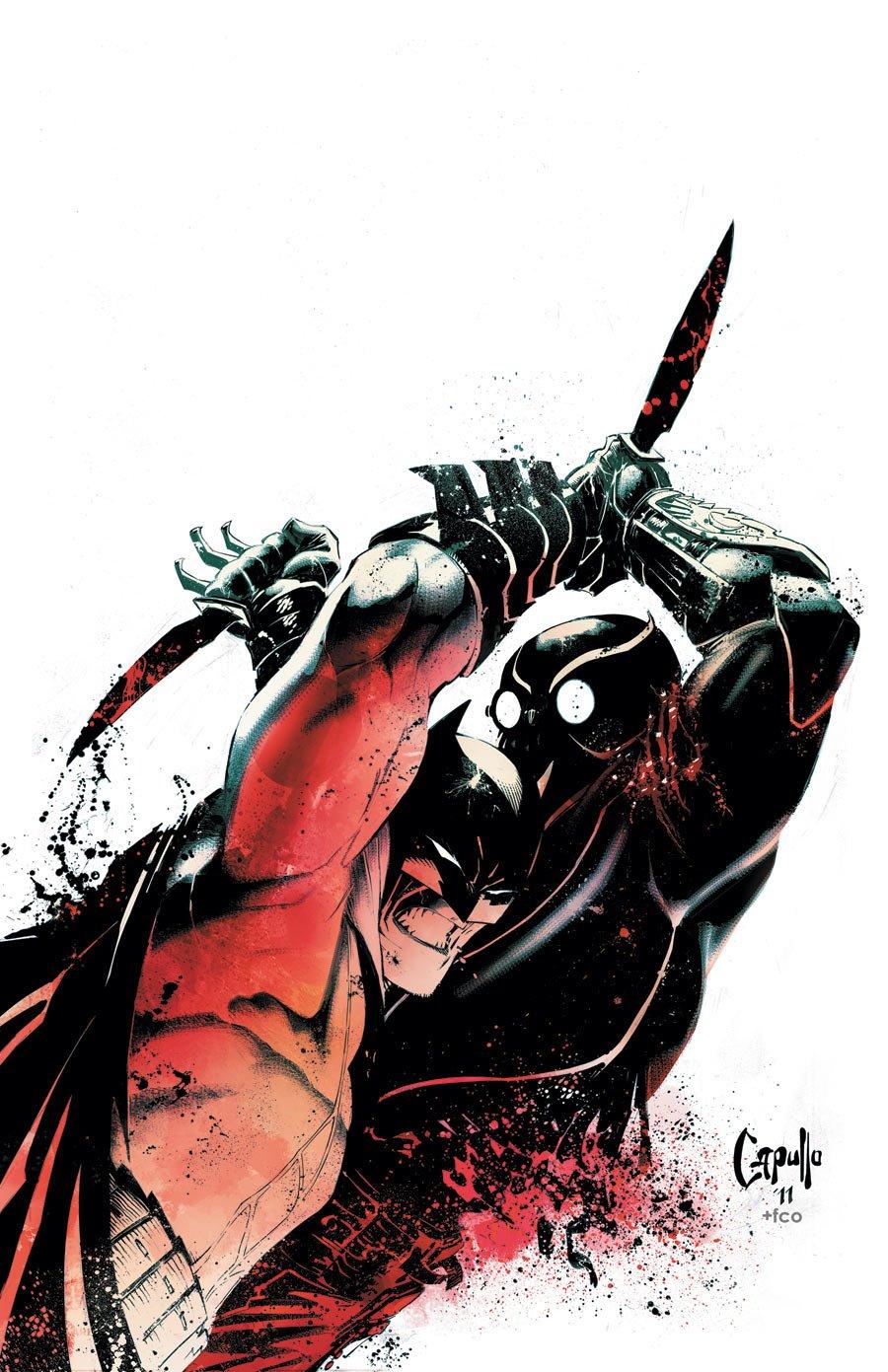 """""""Бэтман: Суд Сов"""". Возвращение детектива - Изображение 24"""