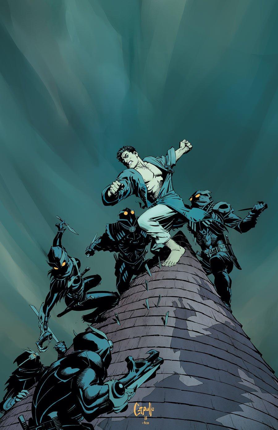 """""""Бэтман: Суд Сов"""". Возвращение детектива - Изображение 23"""